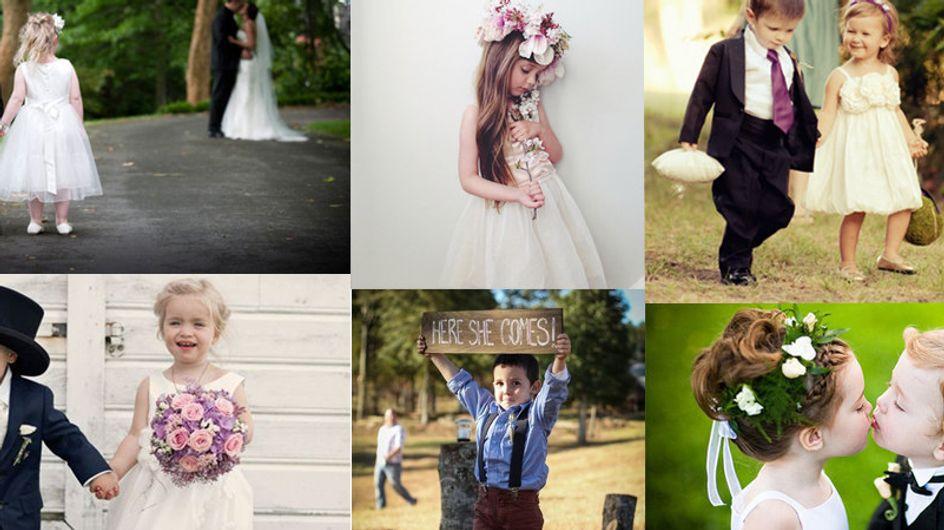 Schöner als in Hollywood: Nach 20 Jahren heiratet dieses Blumenmädchen den Ringträger