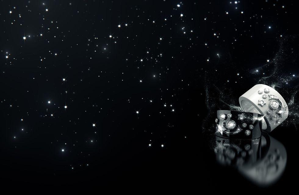 Collection Cosmique de Chanel, belle comme un ciel imaginaire...