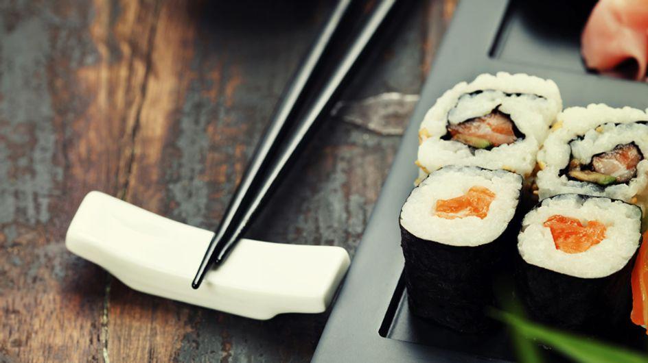 Sushi, che passione! Ma quante calorie contiene questo piatto giapponese così rinomato?