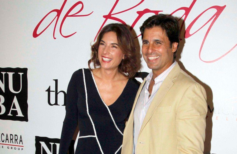 Francisco Rivera y Lourdes Montes anuncian su embarazo