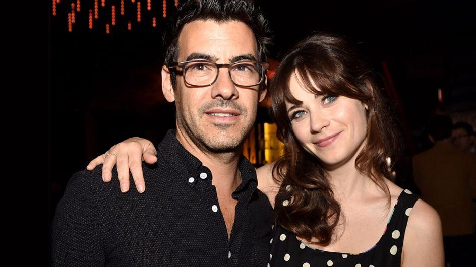 La actriz Zooey Deschanel espera su primer hijo