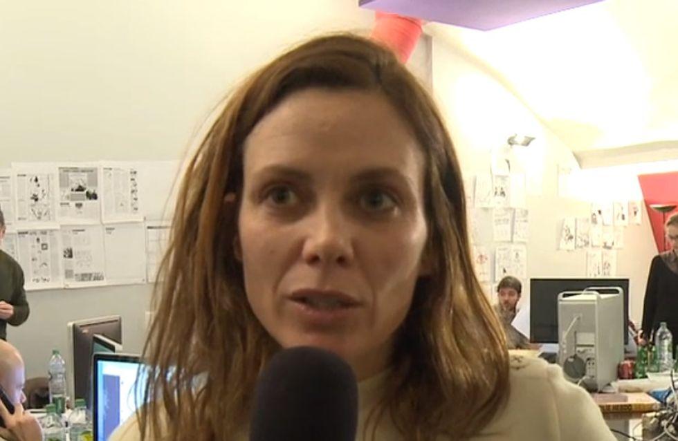 Sigolène Vinson, rescapée de Charlie Hebdo, témoigne