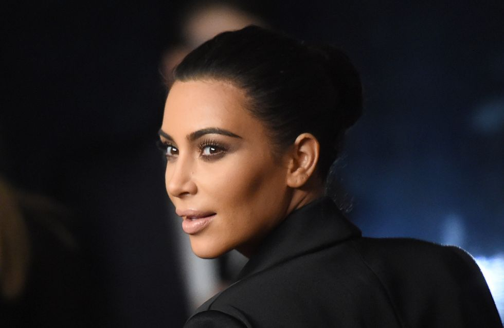 Kim Kardashian se dévoile au naturel (Photo)