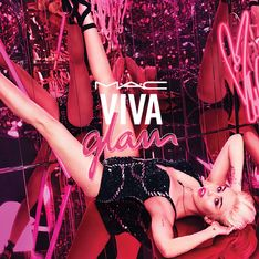 M.A.C et Miley dévoilent la collection Viva Glam 2015
