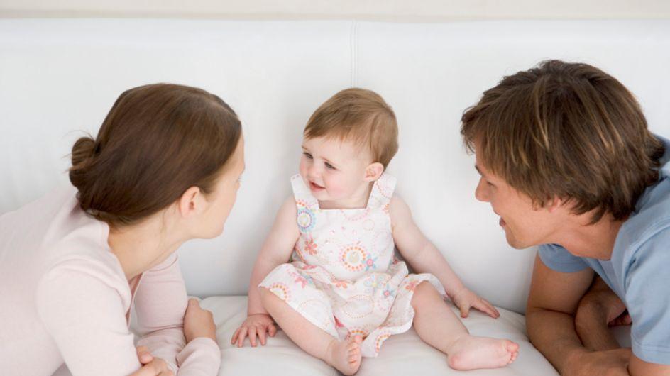 Parler avec les bébés boosterait leurs capacités d'apprentissage