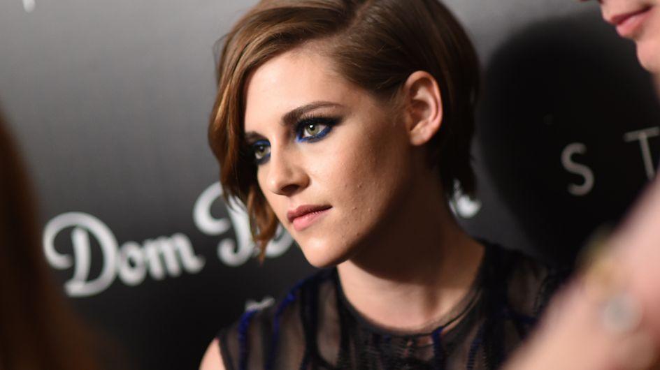 """On dit """"oui"""" à la nouvelle coupe rétro de Kristen Stewart"""