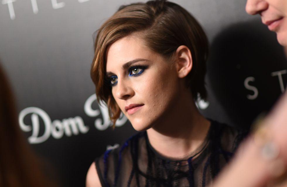 On dit oui à la nouvelle coupe rétro de Kristen Stewart