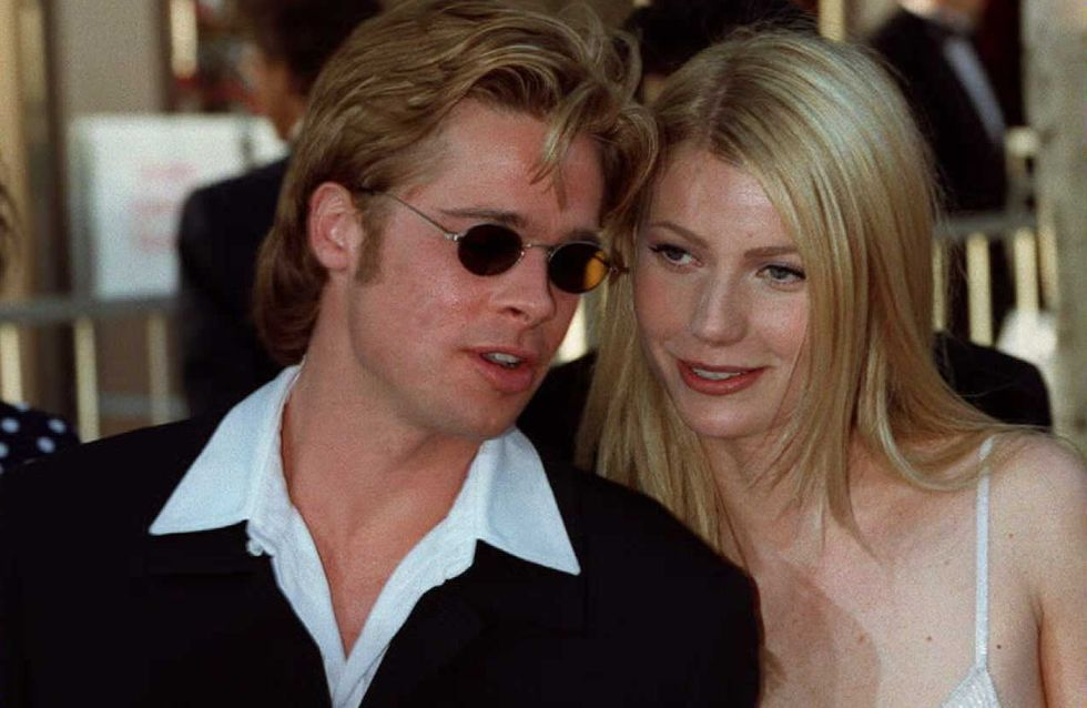 Selon Gwyneth Paltrow, Brad Pitt était trop bien pour elle