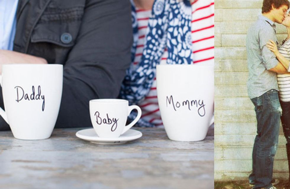 These Parents Had *The* Most Creative Pregnancy Annoucement Ideas We've Ever Seen