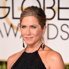 Pourquoi Jennifer Aniston arborait-elle un chignon wet aux Golden Globes ?