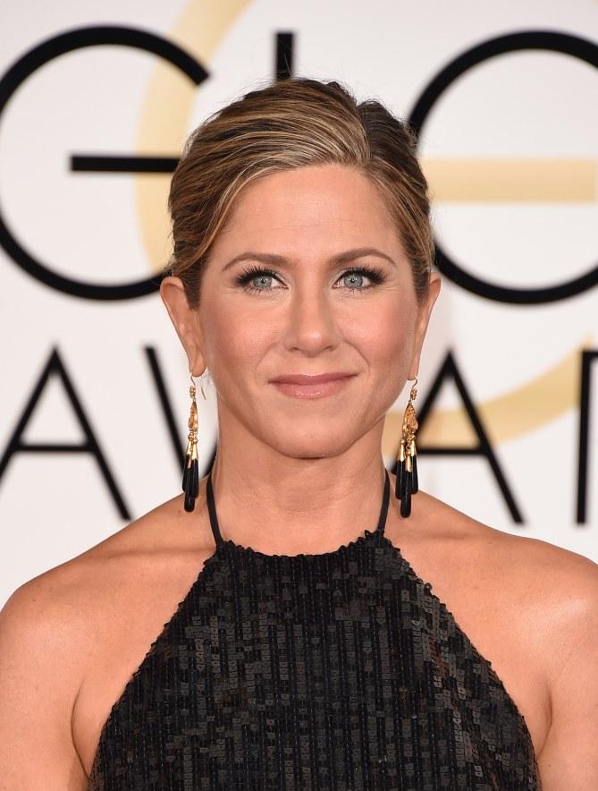 Jennifer Aniston aux Golden Globes 2015