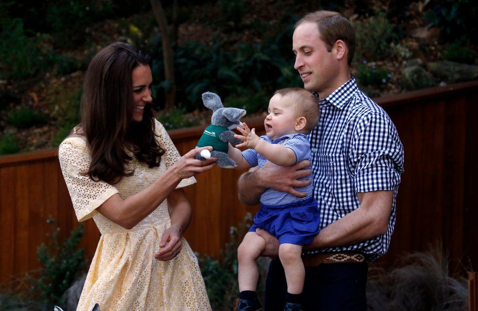 Baby George, enfant de célébrités le plus gâté ?