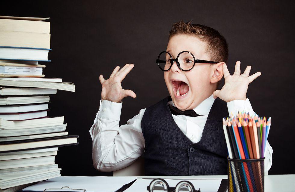 10 errores que cometen los padres a la hora de hacer los deberes con sus hijos