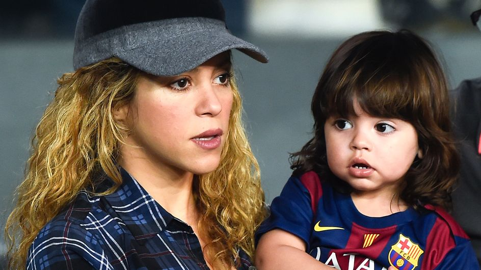 Shakira et son fils, un adorable duo aux sports d'hiver (Vidéo)