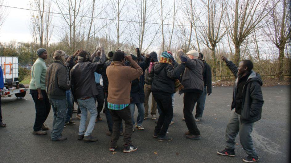 """La formidable initiative d'un couple de Calaisiens pour aider les migrants de la """"jungle"""""""