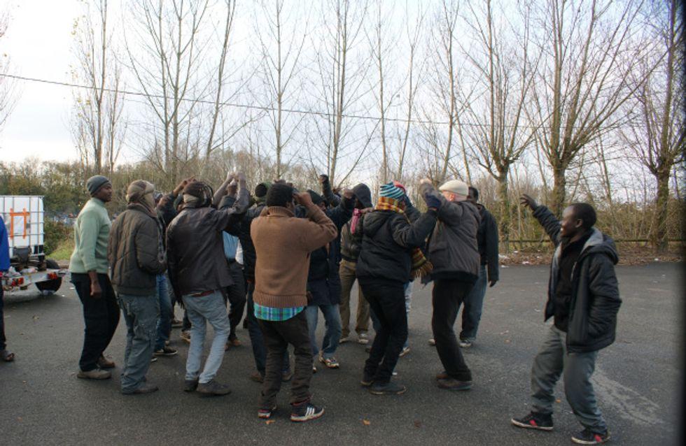 La formidable initiative d'un couple de Calaisiens pour aider les migrants de la jungle