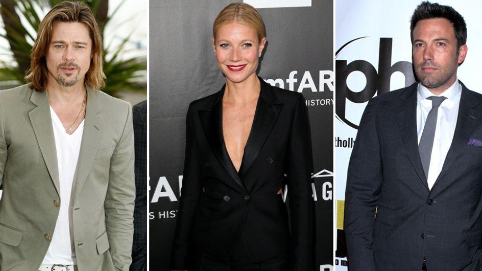 Gwyneth Paltrow sparla dei suoi ex. Scopri cos'ha detto l'attrice di Brad Pitt e Ben Affleck!