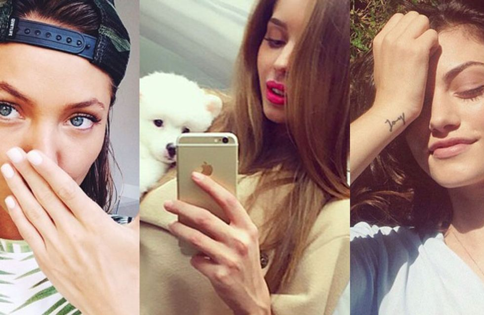 But First Let Me Take A Selfie: 22 Excuses Girls Use To Snap Themselves