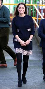 Kate Middleton, le 15 janvier 2015