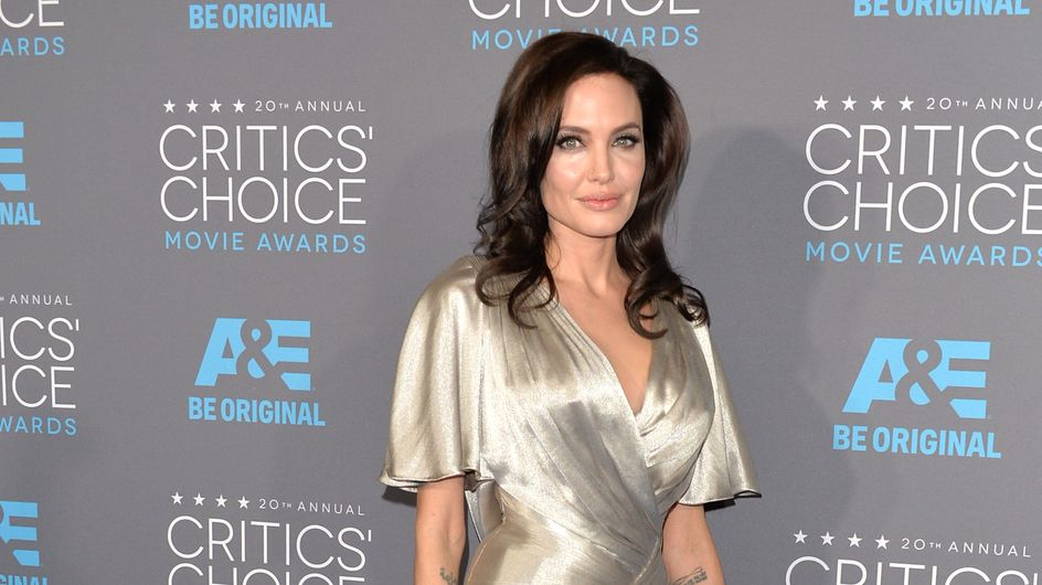 Angelina Jolie est notre pire look de la semaine