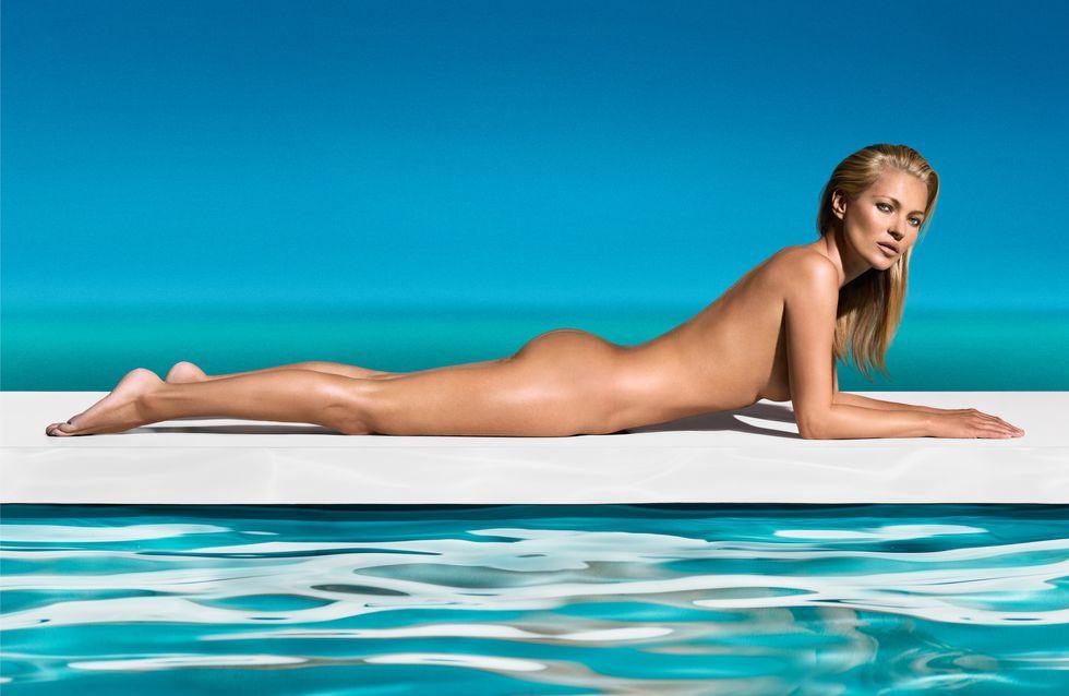 Kate Moss se mantiene como 'top' a sus 41 años