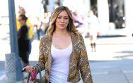 Hilary Duff : Mon poids m'angoisse