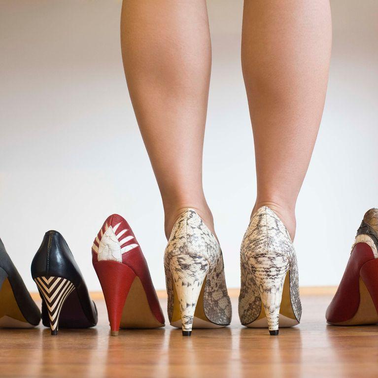 site réputé f38b0 19a33 Chaussures : Mauvaise nouvelle pour les fans de talons hauts