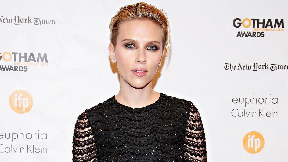 Scarlett Johansson se met à dos les fans de son prochain film