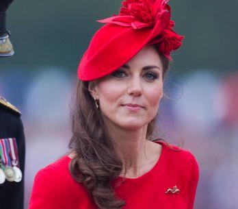 Kate Middleton, sans maquillage, est comme tout le monde