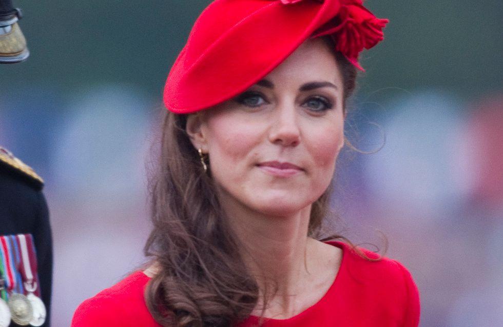"""Kate Middleton, sans maquillage, est """"comme tout le monde"""""""