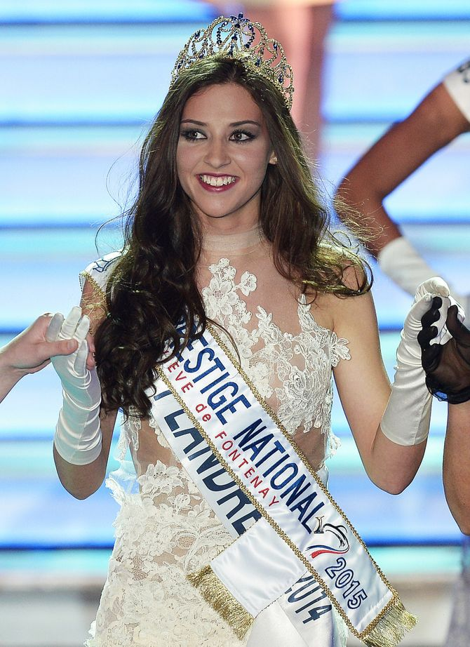 Margaux Deroy, la nouvelle Miss Prestige National