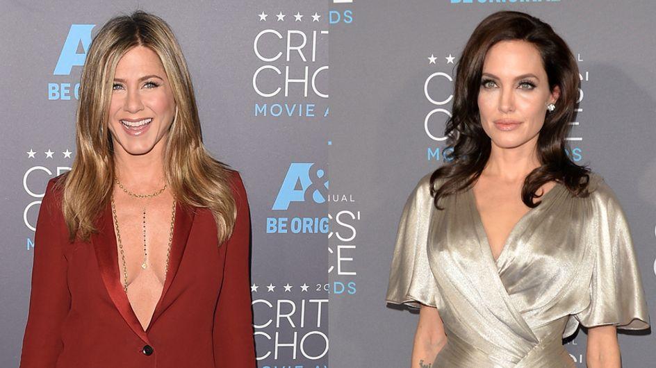 Jennifer Aniston veut faire la paix avec Angelina Jolie