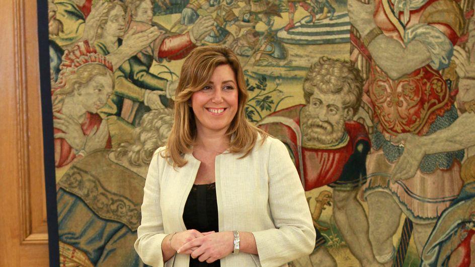 Susana Díaz, embarazada de su primer hijo