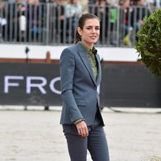 On copie le look cavalière de Charlotte Casiraghi