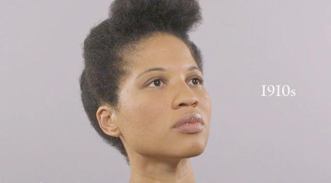 100 anni di bellezza afroamericana