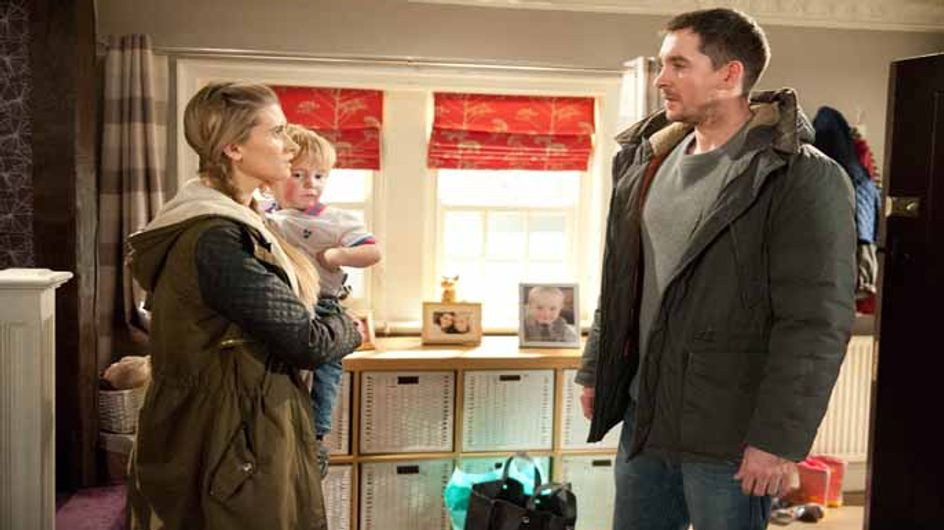 Emmerdale 28/01 – Pete finally confides in Debbie