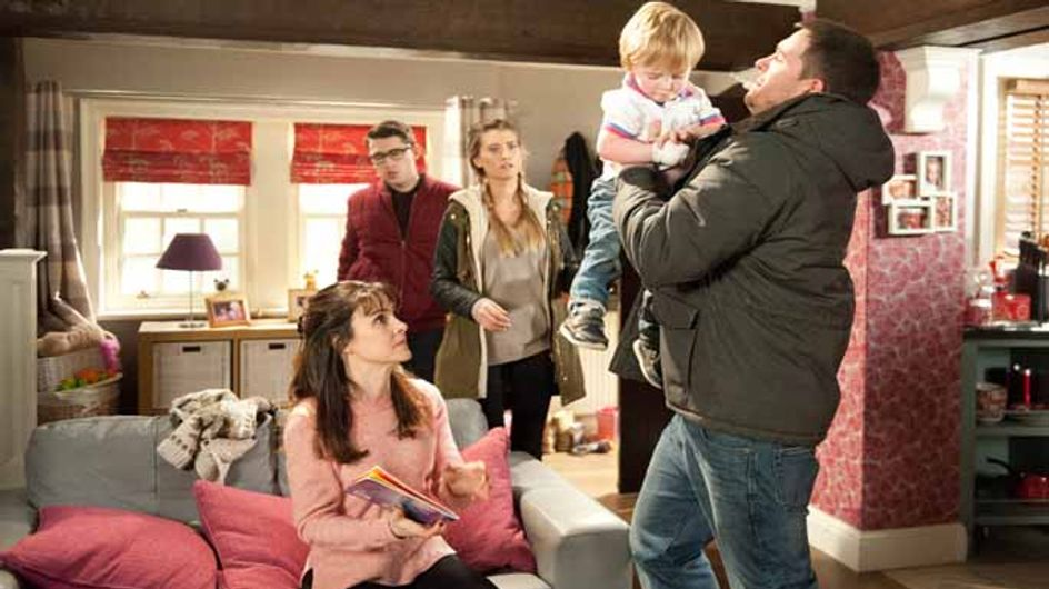 Emmerdale 29/01 – Emma and James argue to the death?