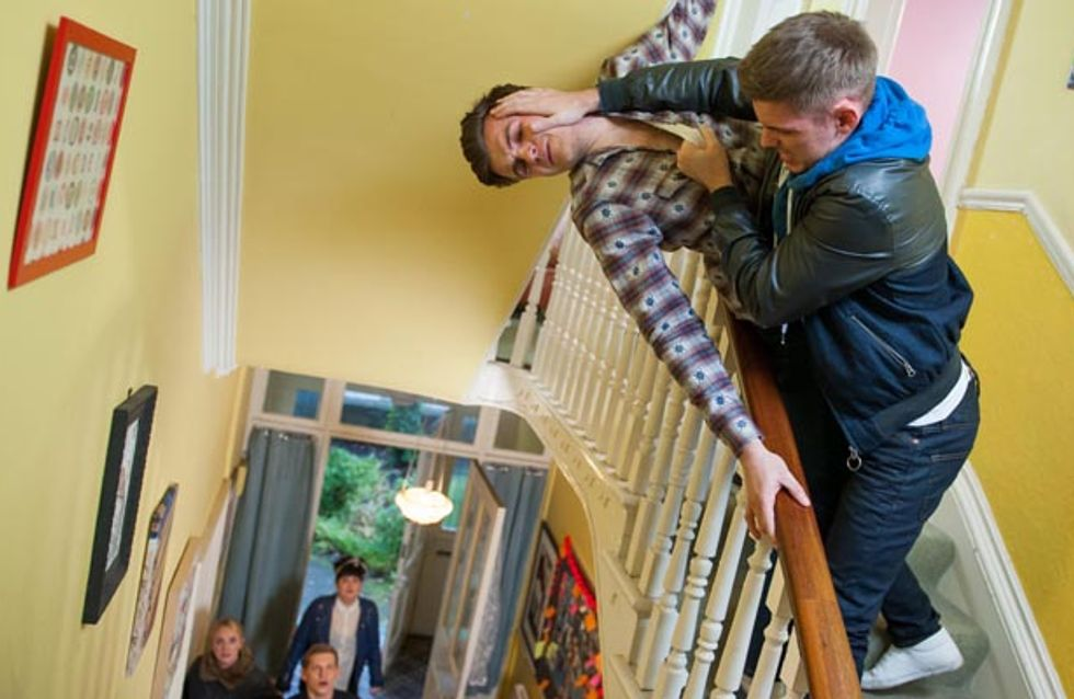 Hollyoaks 26/01 - There's a new development in the murder case
