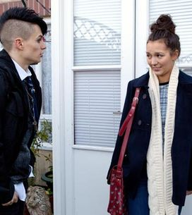 Hollyoaks 28/01 - Lindsey makes it her mission to save Freddie