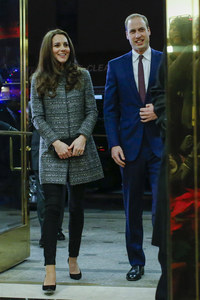 Kate Middleton et le prince William