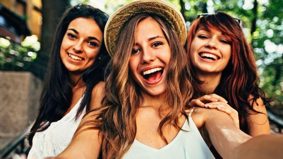 ¿Locas por los selfies? Los 20 mejores momentos para fotografiarnos