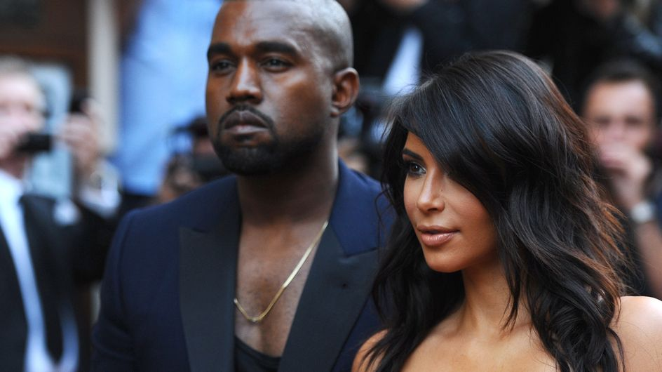 Kim Kardashian et Kanye West s'offrent un break au ski (Photos)
