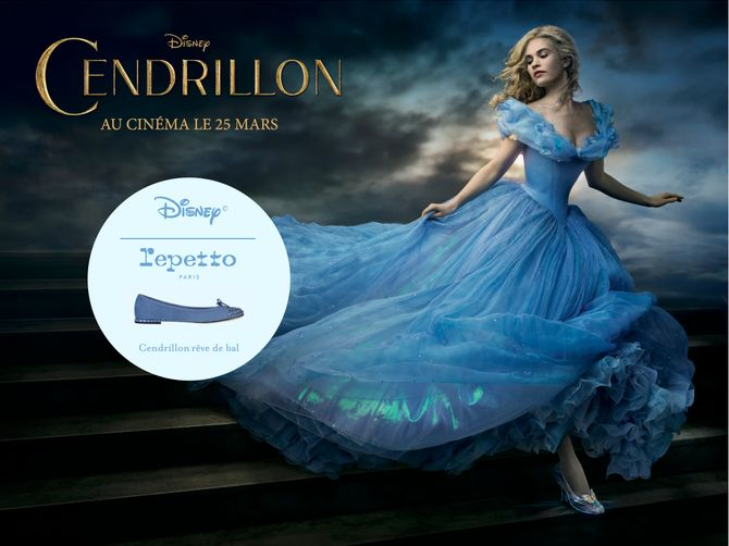 Collection capsule Repetto x Disney