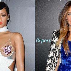 Rihanna et Sarah Jessica Parker collaborent avec Fendi pour la bonne cause