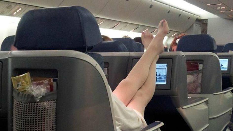 Passengers Shaming: guarda le immagini dei peggiori passeggeri di sempre!