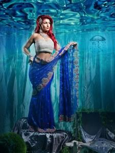 Ariel, façon Bollywood