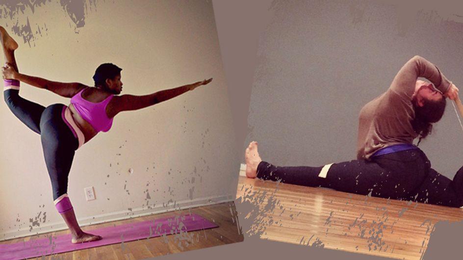 Curvy Yoga: 12 Bilder, die beweisen, dass Beweglichkeit nichts mit der Figur zu tun hat