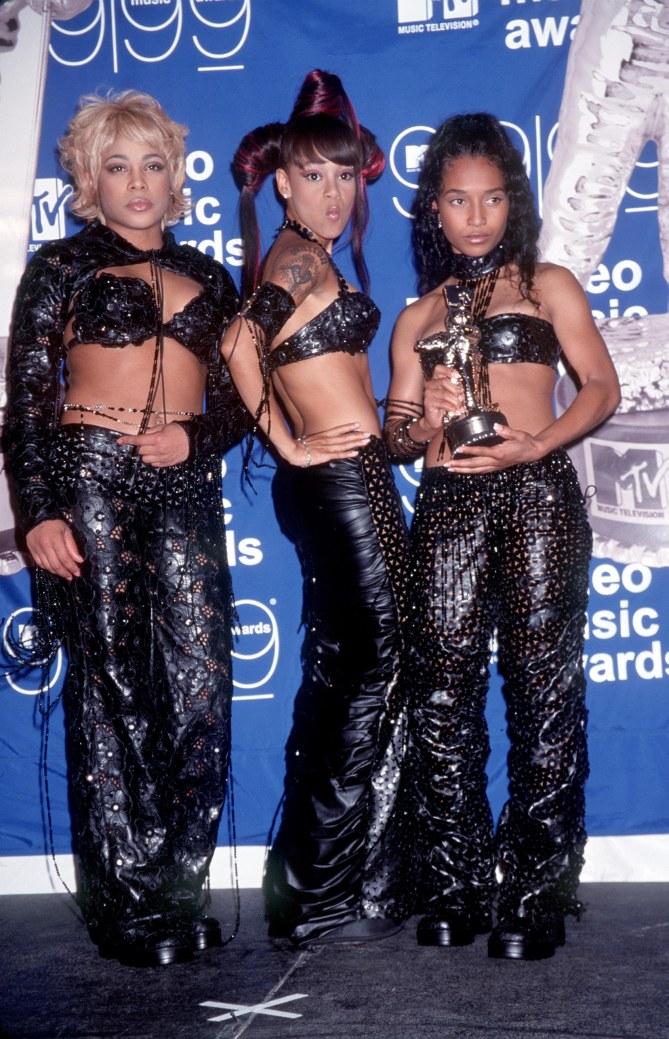 TLC, MTV Music Video Awards, 1999