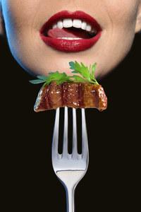 Miam, de la viande
