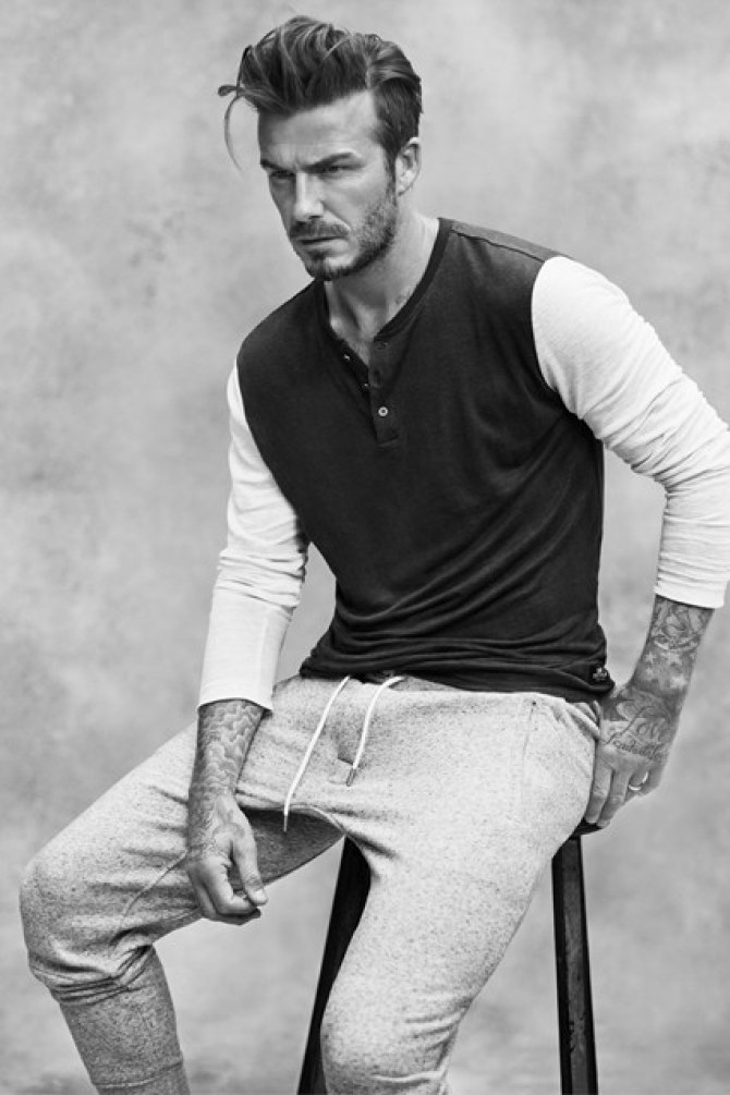David Beckham, Selected by, H&M